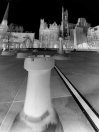 Chess Piece, Philadelphia